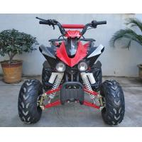 Automatic Clutch Youth Racing ATV 110cc With Front Drum Brake 60km/H Manufactures