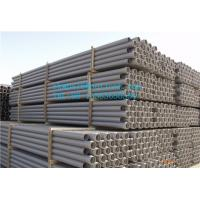 China Large Diameter CPVC /UPVC pipe for water system on sale