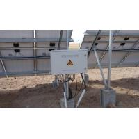 Solar Panels Array Combiner Box Junction Boxes IP65 For Outdoor 20MW PV Manufactures