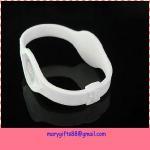 2014 customized silicone balance power bracelet Manufactures