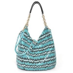 Womens Leather Hobo Handbags L421