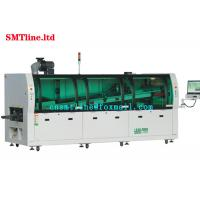 Automatic SMT Wave Soldering Machine 3 Phase 5 Wire 380V For Led Lights Assembly Manufactures