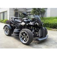 China Adult Four Wheeler Motorcycle With Big Tool Boxes , 350cc Four Wheeler Single Cylinder on sale