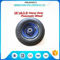 "Various Colors Heavy Duty Cart Wheels 16"" One Piece Rim 4PR Smart Balance Manufactures"