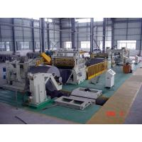 Industrial 0-80M / Min Precision Hydraulic Slitting Line With Low Energy Consumption Manufactures