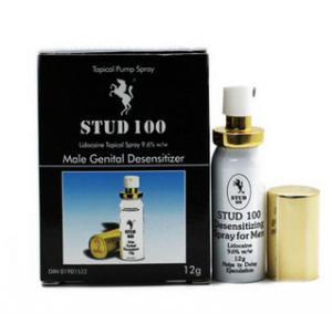 China Male Enhancement Cream STUD 100 Penis Enlargement Pound Stud on sale