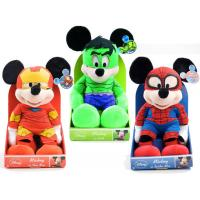 Marvel Disney Spiderman / Hulk / /Iron Mickey Mouse And Minnie Mouse Stuffed Animals Toys Manufactures
