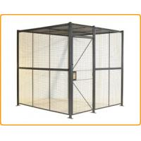 China storage cage wire mesh cage storage cart on sale