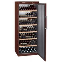 Single Temperature Wine Display Cabinet With 294 Bottles Capacity Liebherr WKt 6451 Manufactures