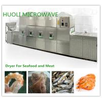 China Microwave Food Sterilization Equipment Industrial Food Dryer Stainless Steel on sale