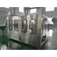 Drinkable Water Filling Production Line / Plant CE ISO Food Processing Equipment Manufactures