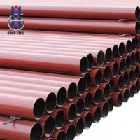 China Flexible cast iron drain-Cast iron pipe,ISO,Grade 65-45-12 on sale