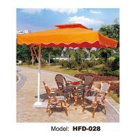 Quality Cheap hot sell outdoor chairs and tables with sun umbrella for sale