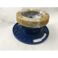 Quality Watertight Dark Blue Toilet Wax Ring Flange ABS Material With Screw Group for sale