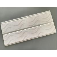 Water Resistant Bathroom Wall Panels Convenient Installation / Disassembly
