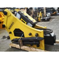 Sonfo hydraulic breaker rock hammer for 8-55 Ton Excavator Digger SF45,SF50,SF80 Manufactures