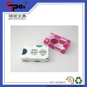 China Office Stationery A5 PP File Folder Box With Button File Folder Box on sale