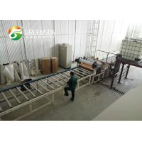 Double Sided Plasterboard PVC Film Aluminum Foil Extrusion Lamination Coating Machine Manufactures