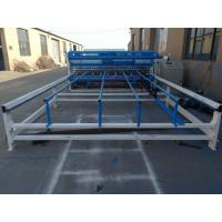 Buy cheap Panasonic PLC Welded Mesh Welding Machine For Airport Fence Protection from wholesalers