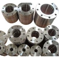 JIS EN1092-1 DIN GOST BS4504 Metal Processing Machinery Parts Pipe Fitting Flanges Manufactures