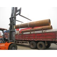 Gas Delivery Seamless Carbon Steel Pipe Large OD / Heavy Wall Thickness Manufactures
