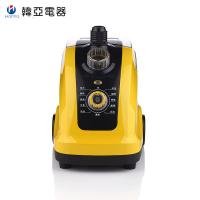 China Yellow Powerful Travel Fabric Steamer , HY-288 Model Red Steam Iron For Clothes on sale