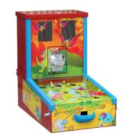 China Coin operated soccer Coins Fotsball Tabletop Soccer easy moving 60cm for mall on sale