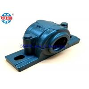 Buy cheap 7.4kg High Temperature Plummer Block Bearing SN200 Industrial Blower Block from wholesalers