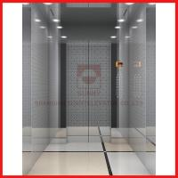 Safe Commercial Elevator For Shopping Mall / Office / Hotel , Load 400-1600kg Manufactures