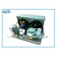 4FC-5.2Y Air Cooled Low Temp Condensing Unit Refrigeration Semi Hermetic Compressor 440V / 60HZ / 3 phase Manufactures
