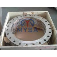 Buy cheap Duplex Stainless Steel Flange/Duplex SS Flange/BL Flange/SO Flange/WN Flange/LJ from wholesalers