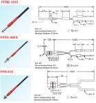M6 Diffuse Coaxial Fiber Optic Sensor  R25 Fiber Unit 120mm Sensing Photo Sensor Manufactures