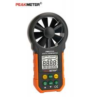 Quality High Precision Environmental Meter Portable Wind Speed Measuring Device for sale