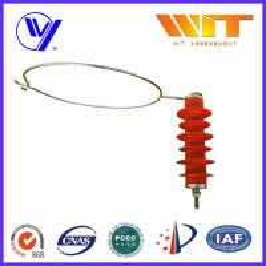 Metal Oxide Transmission Line Lightning Arrestor Composite Polymer Housing Manufactures