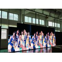 500mm * 500mm Indoor Rental LED Display P3 Event Stage LED Curtain Display Manufactures