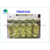 Raw Steroids Powder Test Prop / Testosterone Propionate 100mg/ml Yellow Liquid Anaboilc For Bodybuilding Manufactures