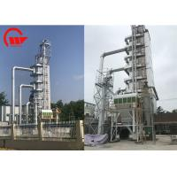 Large Drying Area Maize Drying Machine , 300 Ton Grain Drying Equipment Manufactures