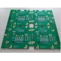 "IPC Class 3 4 layers 1.6mm Immersion Gold 2u"" min 0.15mm track large size PCB Manufactures"