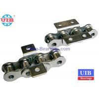 Roller Chain Link Transmission Components , Precision Off Set Connect Link Manufactures