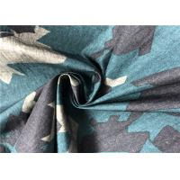 70D * 70D Modern Graphic Print Fabric , Customize Color Geometric Print Fabric Manufactures