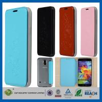 Shock Absorbing Slim Galaxy S5 I9600 Samsung Cell Phone Cases , Smartphone Waterproof Case Manufactures
