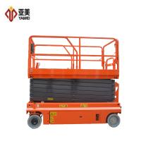 Small Electric Lightweight Scissor Lift Automatic Pothole Guard System Manufactures