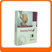 herbal Magnet Slim patch in box packing with 30 pcs Manufactures