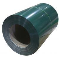 China Colored PPGI Sheet Coil For Corrugated Steel Roofing Or Wall Panels on sale