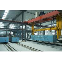 Automatic Autoclaved Aerated Concrete Production Line Manufactures