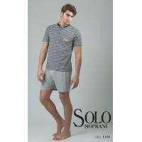 wholesale SOLO SOPRANI Brand garment stock Men's Homeware clothes & accessories inventory Manufactures