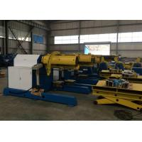 China Hydraulic Decoiler For Color Steel Roof Sheet Roll Forming Machine on sale