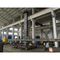 Quality Pressure Vessel Automatic Welding Column Boom 4m Elevation Vertical Stroke for sale