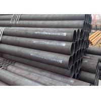 Anti Corrosion Steel Metal Pipe , High Strength Hollow Steel Tube Custom Dimmension Manufactures
