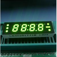 High Luminous 0.25 Inch 4 Digit Seven Segment Display Common Anode Manufactures
